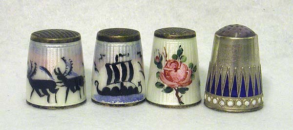 Email thimbles from Norway